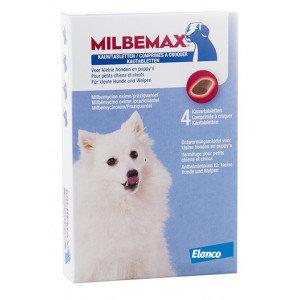 Milbemax Kauwtabl kleine honden