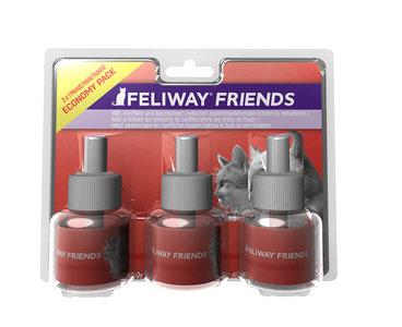 Feliway Friends Navulling 3 pack