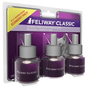 Feliway Classic Navulling 3 pack