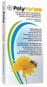 PolyVar Yellow 275 mg bijenkorfstrip 10st.