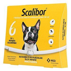 Scalibor Tekenband 48cm Small/Medium